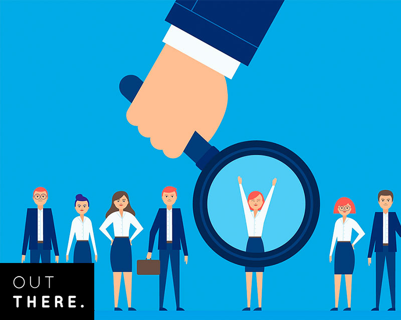 HR recruitment solved with OutThere