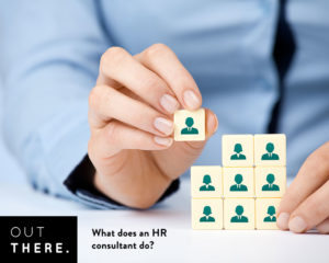what does an hr consultant do